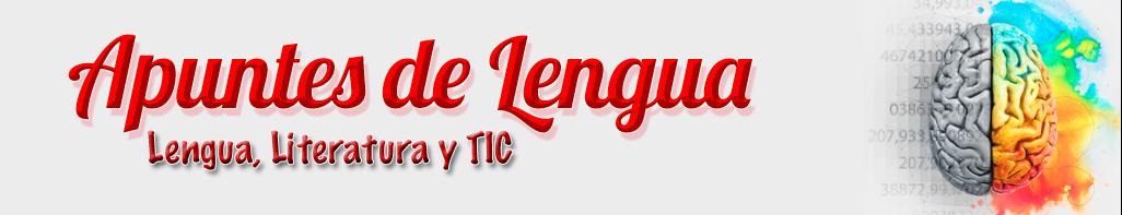 Apuntes de Lengua